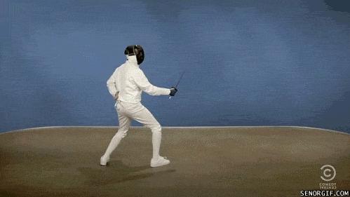 fencing, scottish fencing GIFs