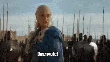 Watch this downvote GIF by sypher0115 on Gfycat. Discover more down vote, downvote GIFs on Gfycat