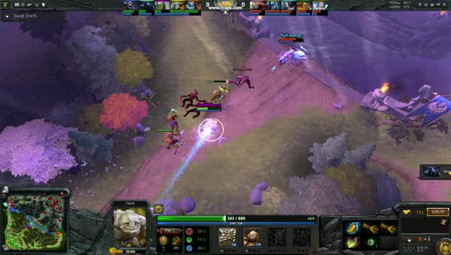 Watch and share Dota2 GIFs and Mid GIFs by Cezar Fumio Yamamura on Gfycat