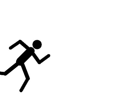 Watch and share Running Stick Person GIFs on Gfycat