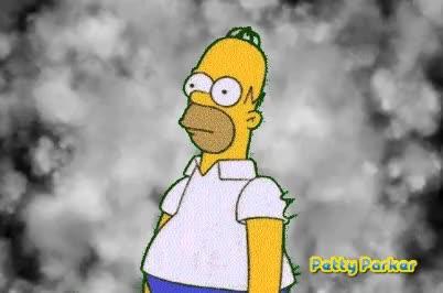 Watch and share Homer Simpson GIFs and Petty Parker GIFs by Petty Parker on Gfycat