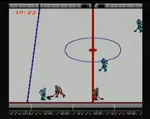 Watch and share Blades Of Steel GIFs on Gfycat