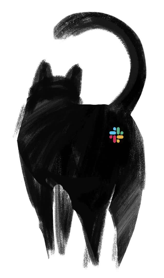 Watch and share Slack-cat animated stickers on Gfycat