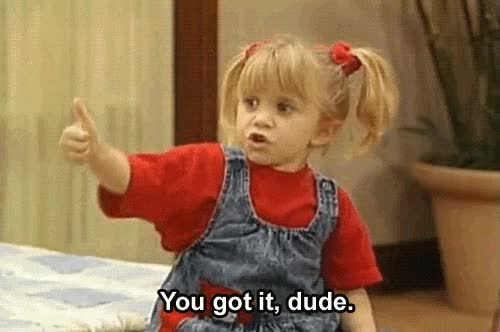 Watch Mike myers GIF on Gfycat. Discover more full house, michelle tanner GIFs on Gfycat