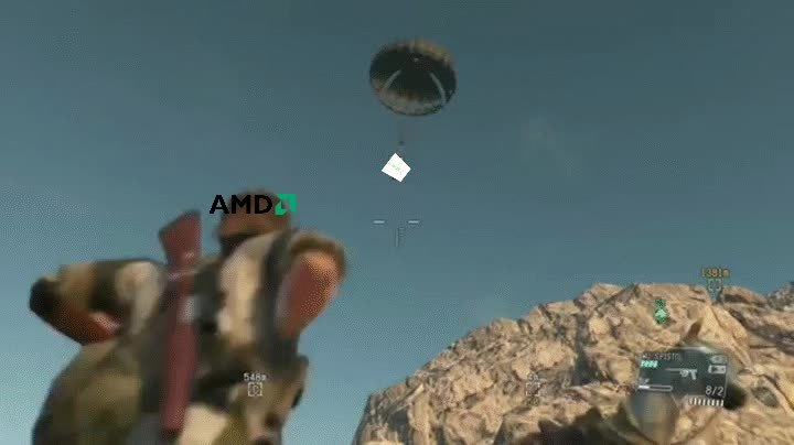 Nvidia and DX12 GIFs