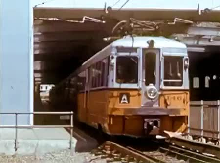 Watch and share Old San Francisco GIFs and Passenger Train GIFs on Gfycat