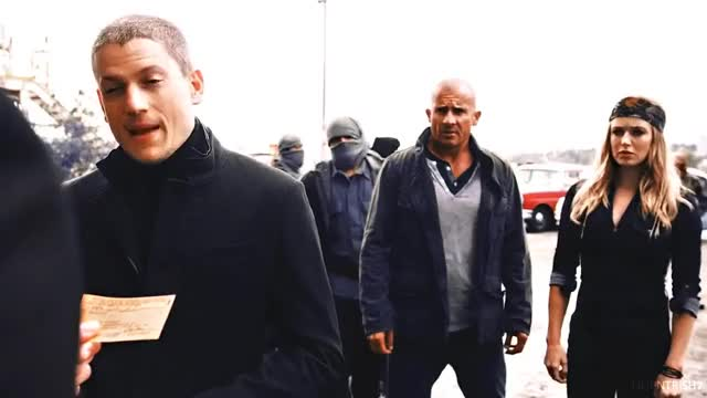 Watch and share Wentworth Miller GIFs and Firestorm GIFs on Gfycat