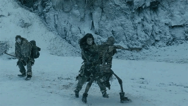 game of thrones, gameofthrones, got, hbo, [S04E10] A good sister don't let brother fight. (reddit) GIFs