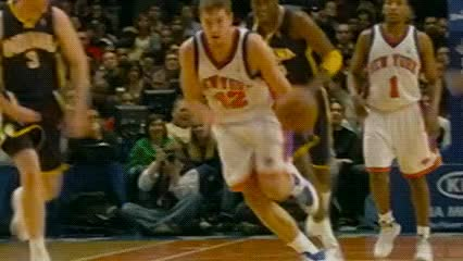 Watch David Lee — New York Knicks GIF by Off-Hand (@off-hand) on Gfycat. Discover more 010209 GIFs on Gfycat