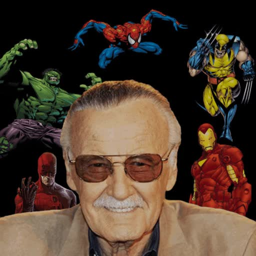 Watch and share ???? Random Facts About Stan Lee ???? GIFs on Gfycat