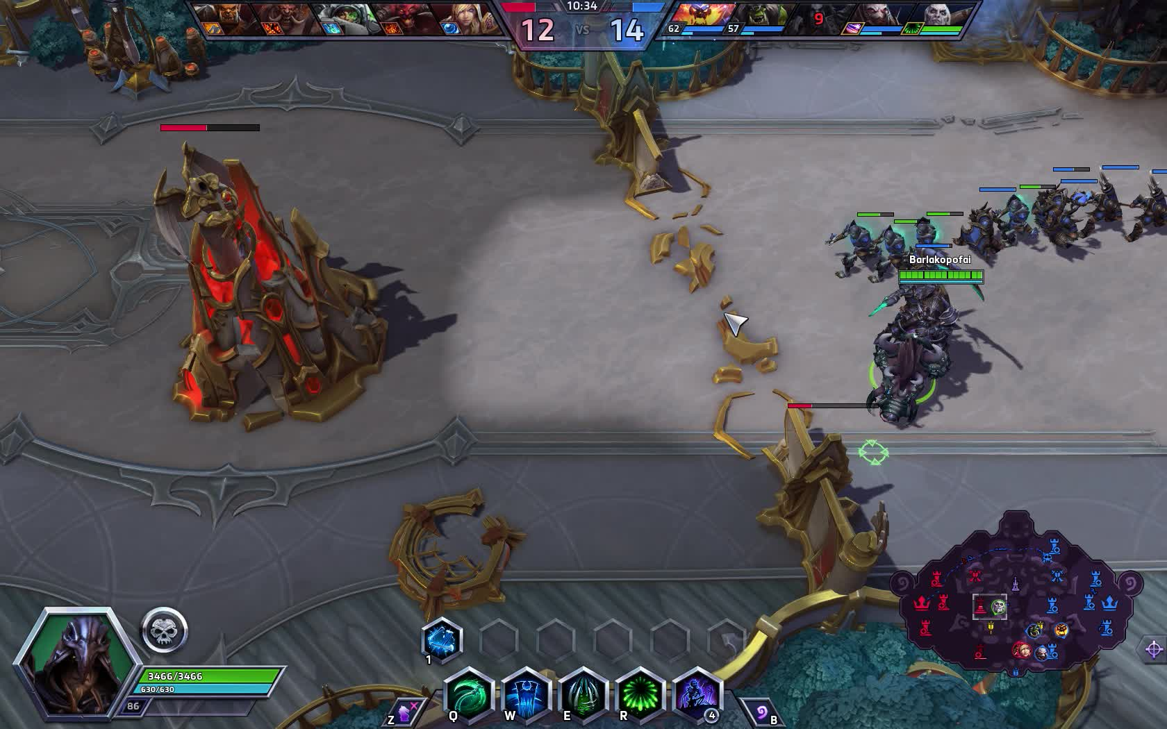 heroesofthestorm, Heroes of the Storm 2018.12.01 - 23.52.41.08.DVR GIFs