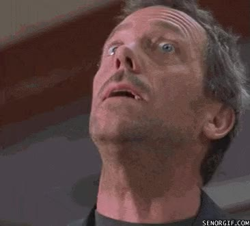 Watch lizard people GIF on Gfycat. Discover more hugh laurie GIFs on Gfycat