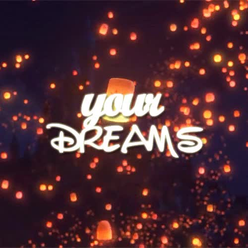 Watch and share Follow Your Dreams GIFs and Rapunzel X Eugene GIFs on Gfycat