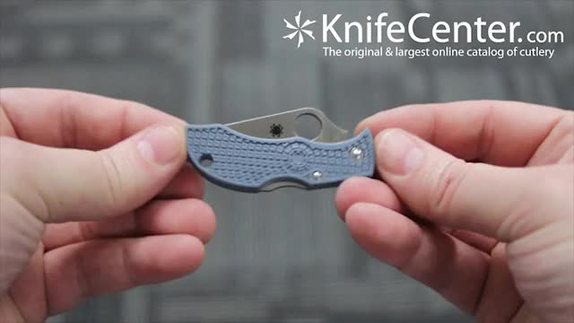 Watch and share Spyderco SPMBBLPE GIFs by knifecenter on Gfycat