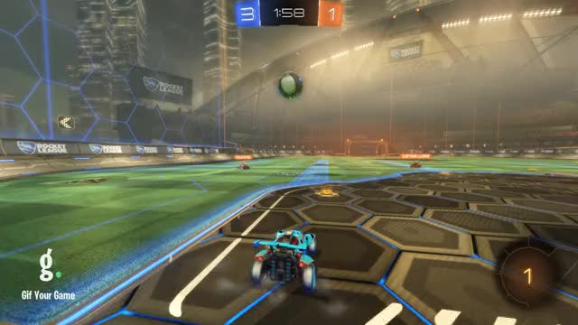 Watch Goal 5: ALIAS GIF by Gif Your Game (@gifyourgame) on Gfycat. Discover more Baked Smoothie, Gif Your Game, GifYourGame, Rocket League, RocketLeague GIFs on Gfycat