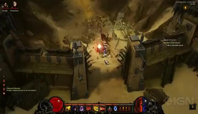 Diablo III Review - IGN Reviews