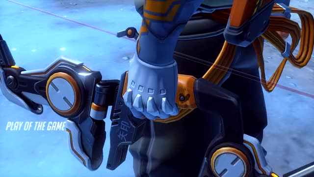 Watch and share Overwatch GIFs and Pharah GIFs by aglimagli on Gfycat