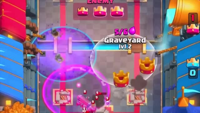 Watch and share Dead Graveyard GIFs by Clash Royale Kingdom on Gfycat