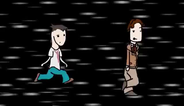 Watch run for you life! GIF on Gfycat. Discover more chameleon circuit GIFs on Gfycat