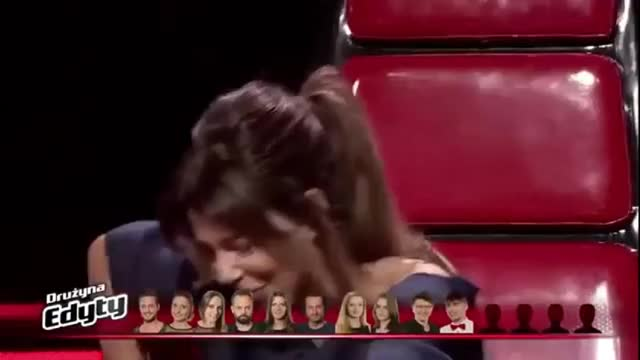 Watch and share The Voice Of Poland 2015 GIFs on Gfycat