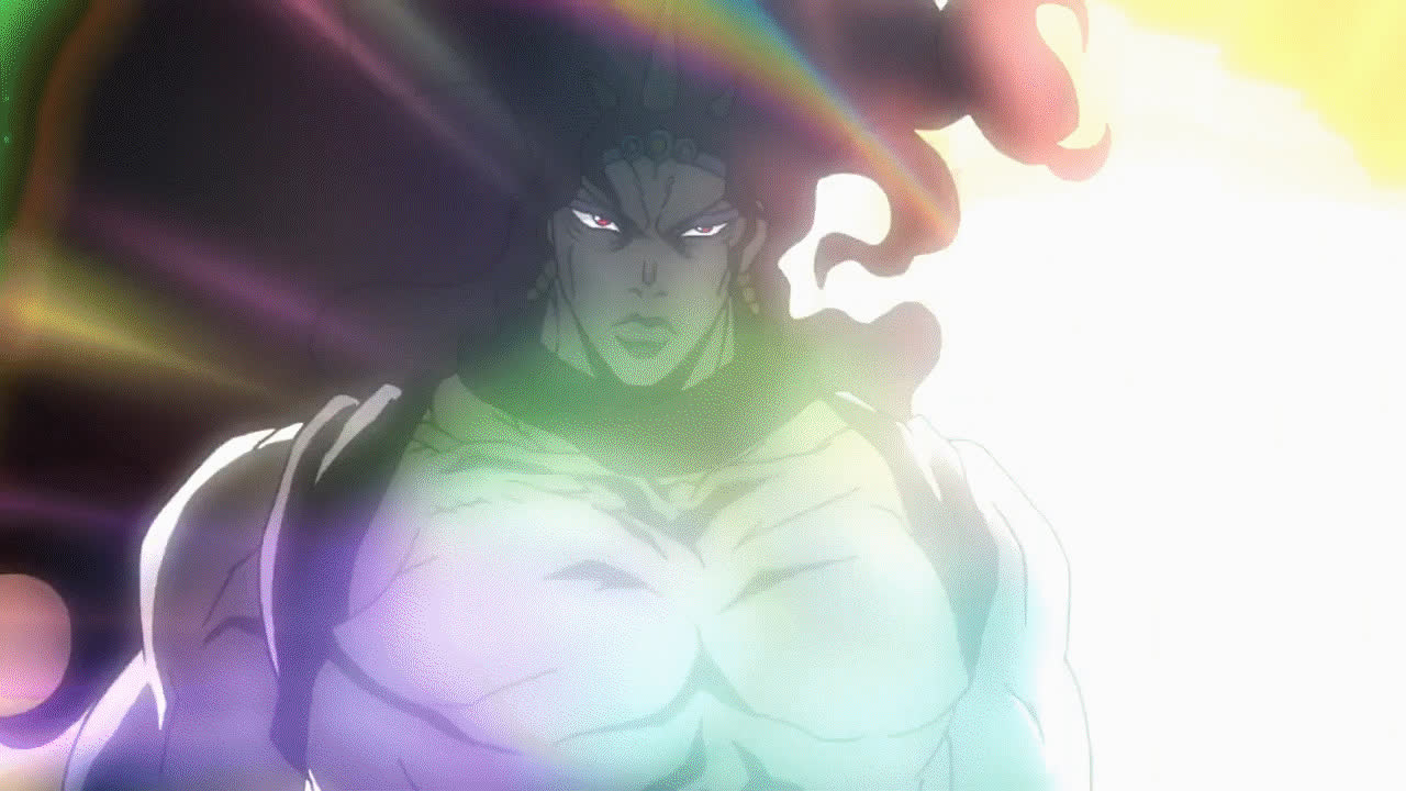 Anime, JoJo's Bizzare Adventure, Ultimate Kars GIFs