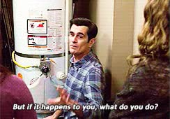 Watch and share Modern Family GIFs and Ty Burrell GIFs on Gfycat