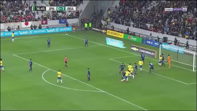Watch and share Japan Vs Brazil 1 GIFs on Gfycat