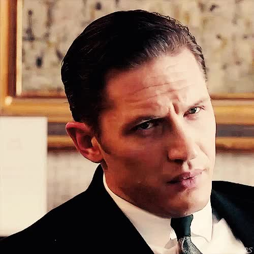 Watch and share Tom Hardy GIFs and My Stuff GIFs on Gfycat