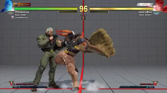 Watch and share Urien Punish Axe Bison GIFs by André Luis on Gfycat