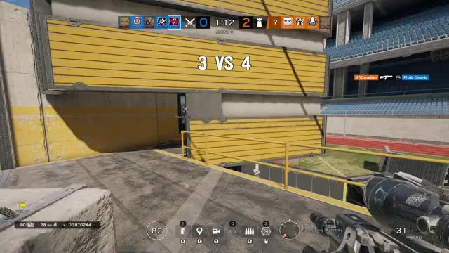 Watch and share Rainbow6 GIFs and Siege GIFs by Luc Bisson on Gfycat