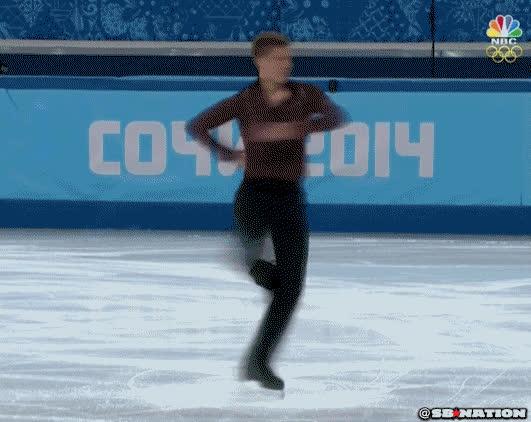 Winter Olympics GIFs