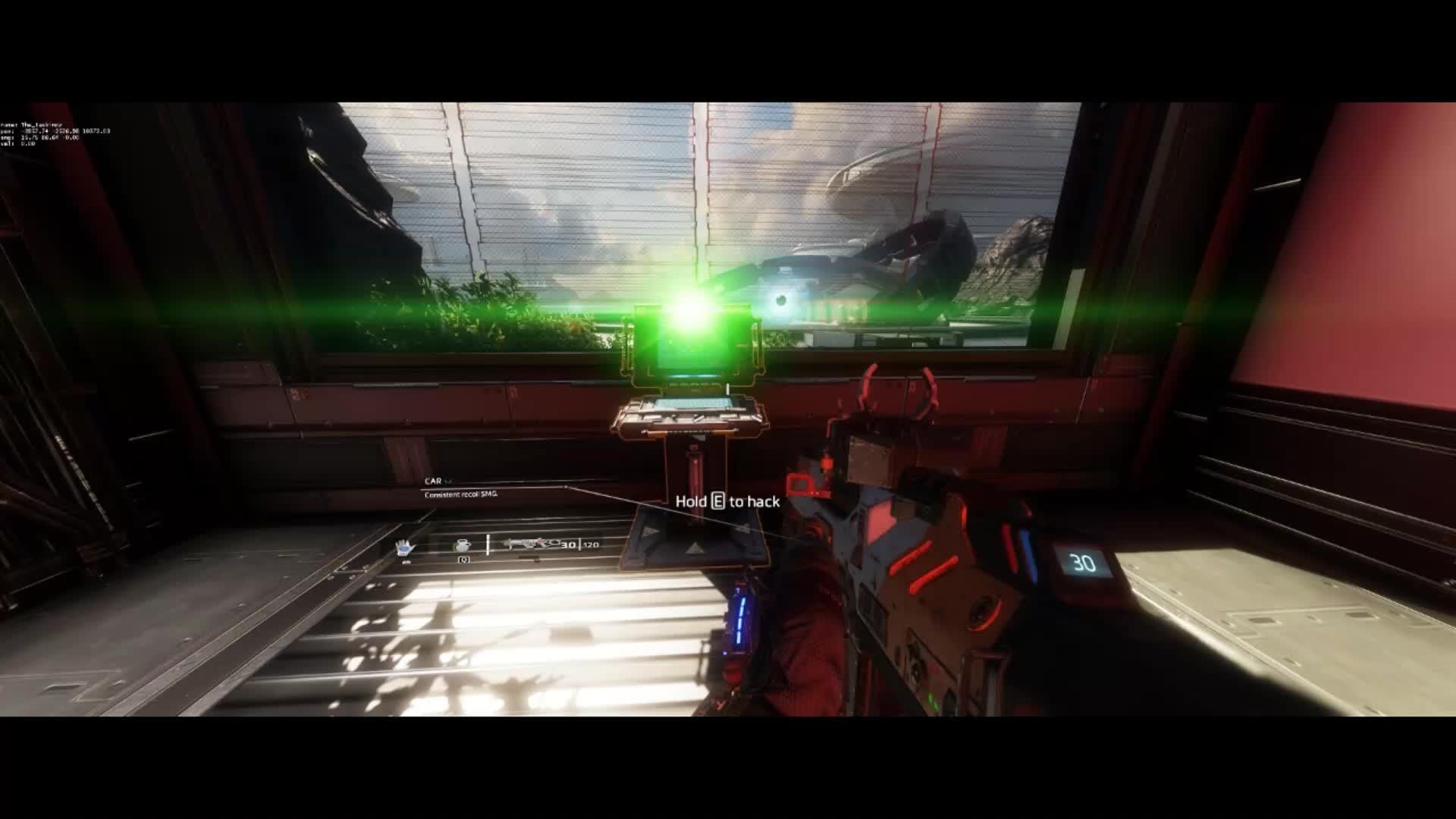 glitch, speedrunning, titanfall, titanfall 2, Titanfall 2 - Timestop Lazer Boost GIFs