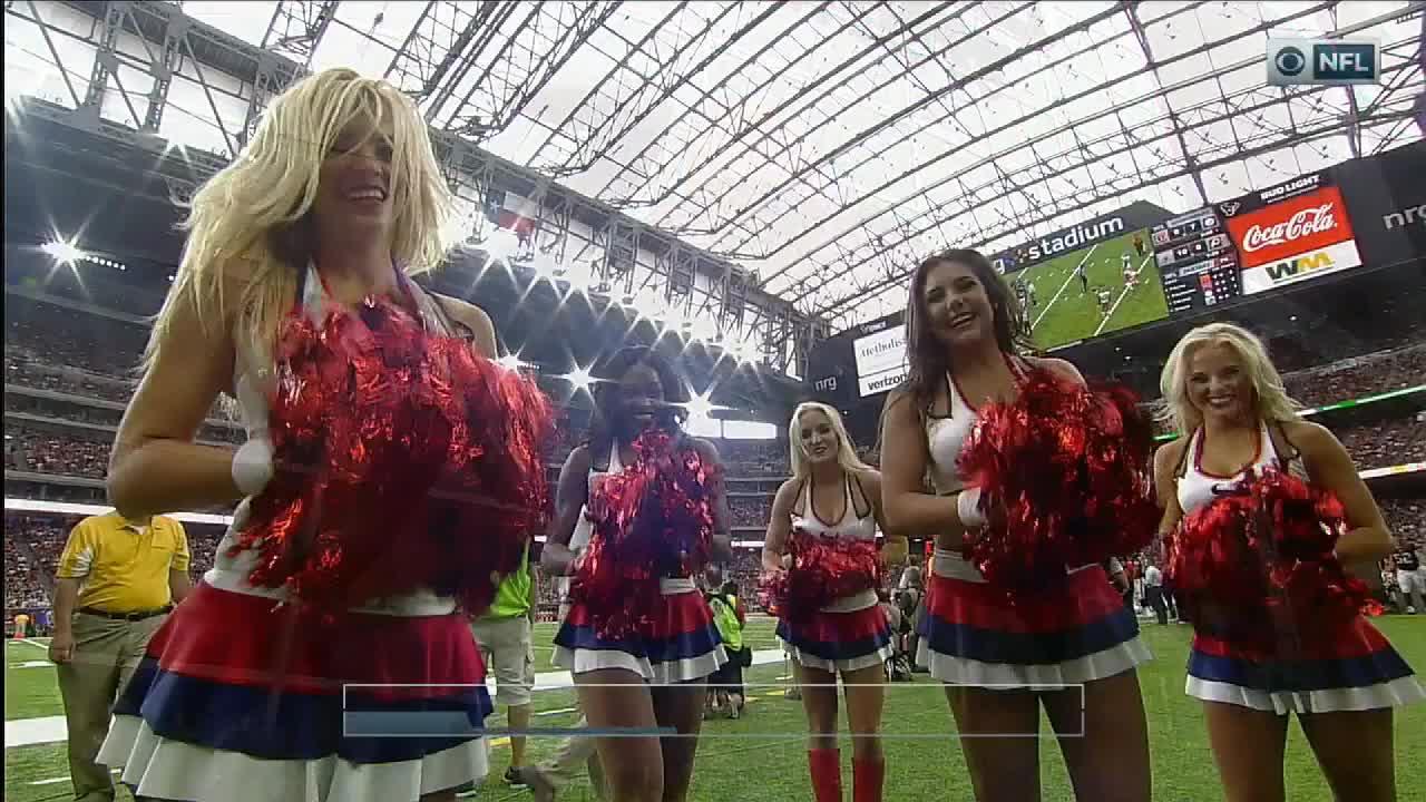 football, nfl, Houston Texans cheerleaders GIFs