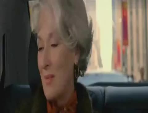 Watch Miranda Priestly. GIF on Gfycat. Discover more Miranda, Priestly GIFs on Gfycat