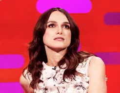 Watch and share Graham Norton Show GIFs and Keira Knightley GIFs on Gfycat