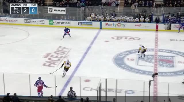 Watch and share The Pensblog GIFs and Desharnais GIFs by The Pensblog on Gfycat