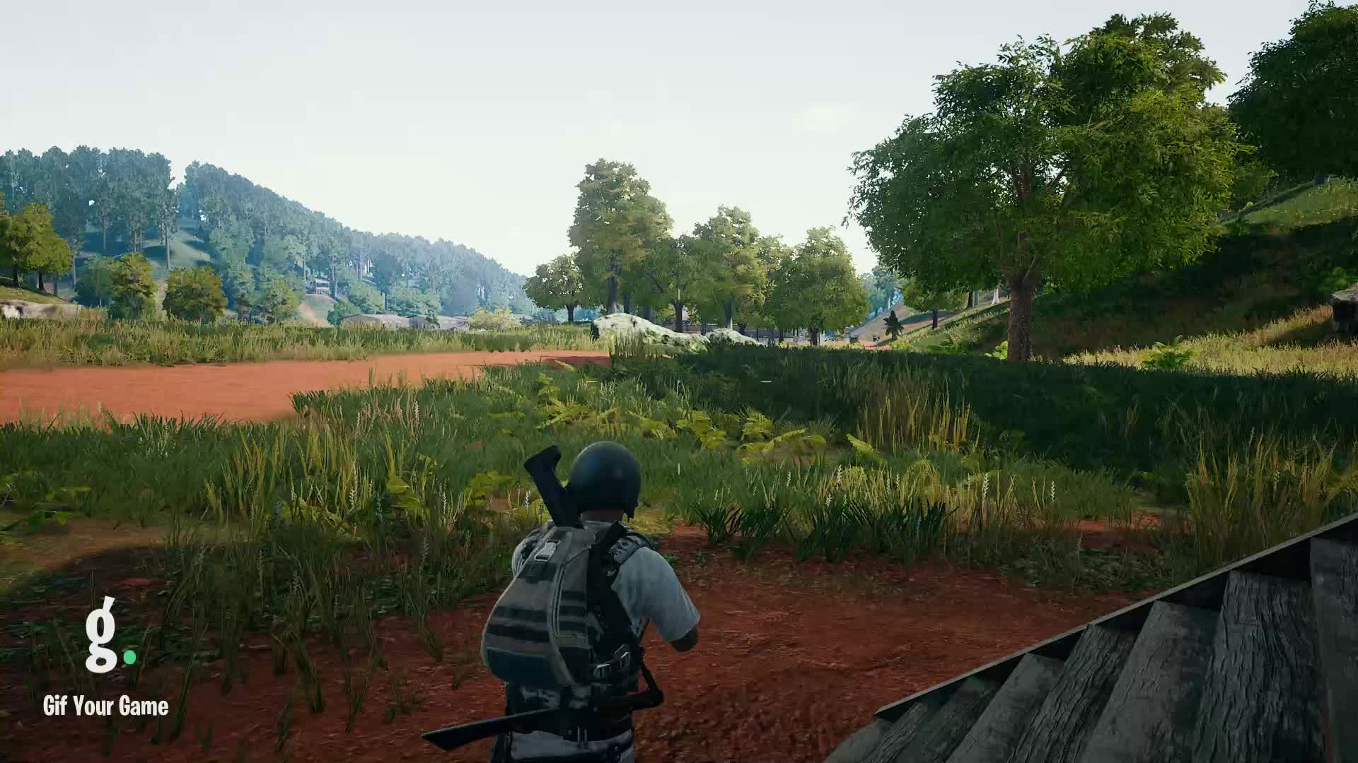Gif Your Game, GifYourGame, PUBATTLEGROUNDS, pubg, gifyourgame killed by FortaRomaniei GIFs