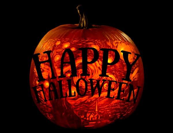 Watch and share Happy-halloween-starry-night-pumpkin-jack-o-lantern-animated-gif-image.gif GIFs by Streamlabs on Gfycat