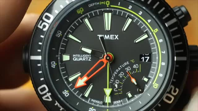 Watch and share Activating Timex T2N958 Depth Gauge GIFs on Gfycat