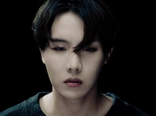 Watch and share J-hope....WHY YOU BREAK MY HEART WITH SUCH SAD BEAUTIFUL EYES?! (But Seriously, His Acting Though Is Perfection...) GIFs on Gfycat