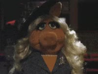 Watch and share Miss Piggy GIFs on Gfycat