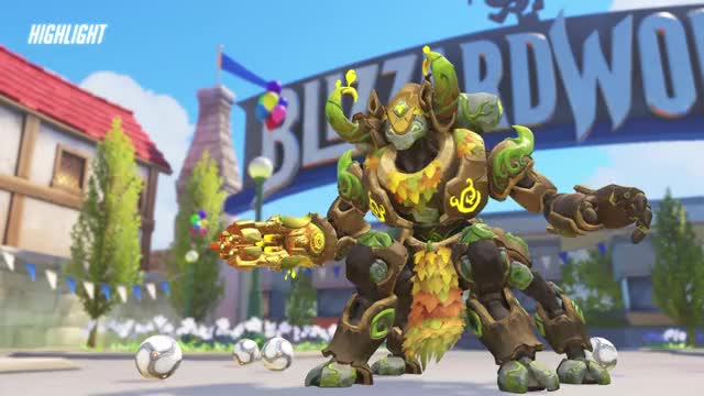 Watch Orisa Highlight - BW Defense, 3 Elims (5 Asst), 5 Stack QP GIF by AltFire (Ray) (@altfire) on Gfycat. Discover more highlight, orisa, overwatch GIFs on Gfycat