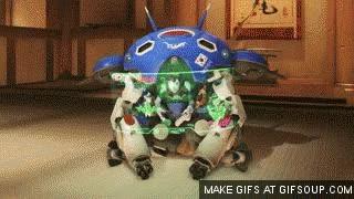 Watch and share Gremlin D.va GIFs on Gfycat