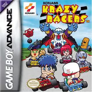 Watch Konami Krazy Racers box GIF on Gfycat. Discover more related GIFs on Gfycat