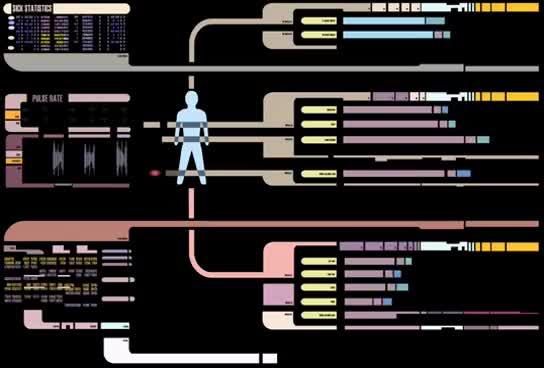 Watch and share Sickbay Display GIFs on Gfycat
