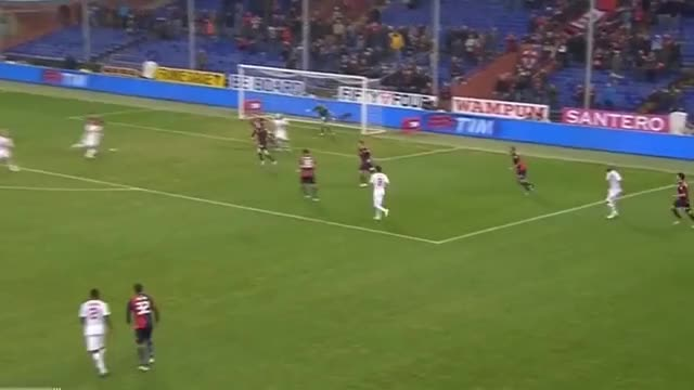 Watch and share Nainggolan (Roma) Goal Vs. Genoa - 14 Dec 2014 GIFs on Gfycat