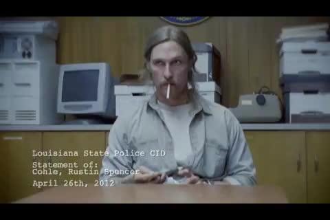smoking, truedetective, Smoking true detective GIFs