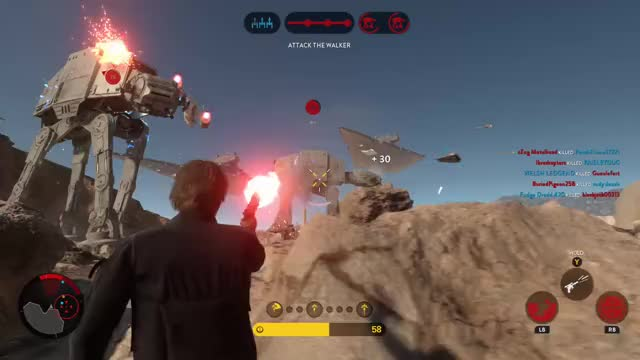 Watch Han Solo GIF by Xbox DVR (@xboxdvr) on Gfycat. Discover more STARWARSBattlefront, Starkiller3764, xbox, xbox dvr, xbox one GIFs on Gfycat