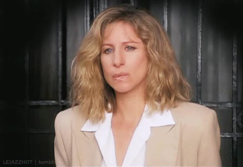Watch this trending GIF by @susieochs on Gfycat. Discover more barbra, barbra streisand GIFs on Gfycat