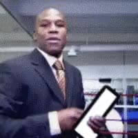 Watch and share Floyd Mayweather Jr GIFs on Gfycat